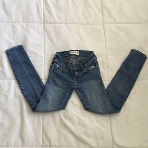 Abercrombie Girl Jeans. Size 10 slim